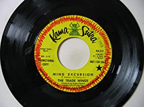 The Trade Winds: Mind Excursion B/w Only When I'm Dreamin'