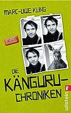 Coverbild von Die Känguru-Chroniken, von Marc-Uwe Kling