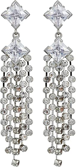 LAUREN Ralph Lauren - Linear Multi Strand Clip Earrings