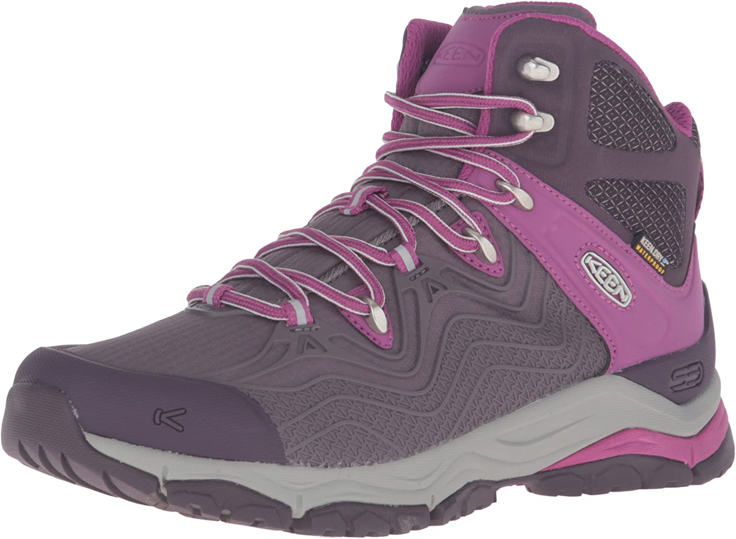 KEEN Women's Aphlex Mid WP Hiking Boots