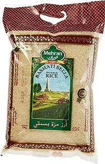 Mehran Sella Rice Par Boiled - 5 Kg (Off White)