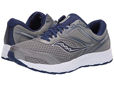 Saucony Versafoam Cohesion 12 (Grey/Blue) Men