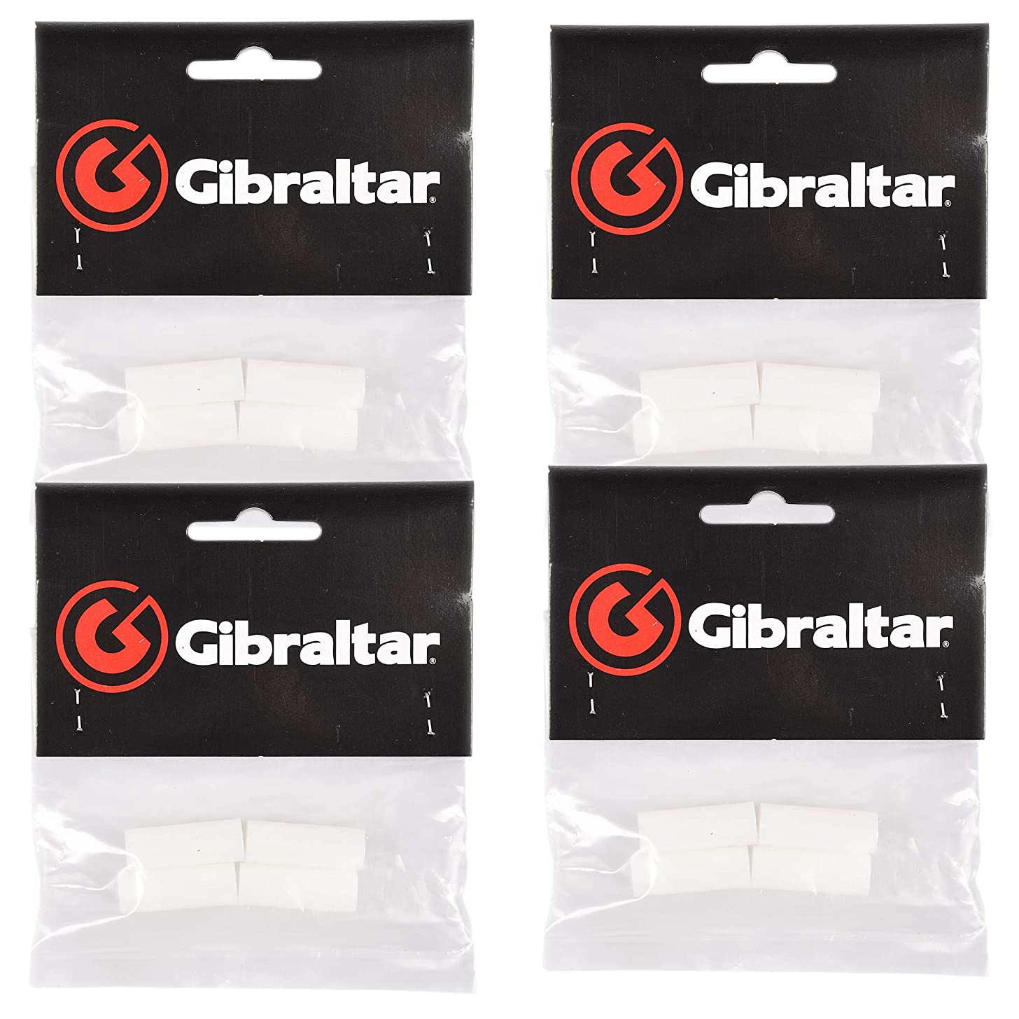 Gibraltar 6mm Cymbal Sleeve 16 Pack Bundle