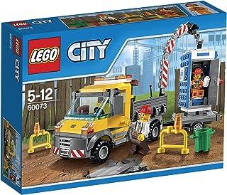 LEGO - Camión de Asistencia, Multicolor (60073)