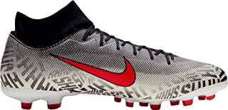 Superfly 6 Academy Neymar FG White-Black 10