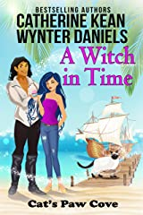 A Witch in Time (Cat's Paw Cove Book 1) Kindle Edition