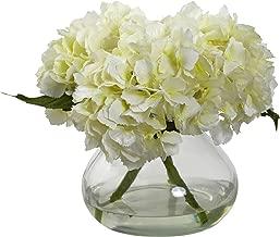 Best artificial hydrangea in vase Reviews