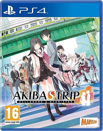 Akiba's Trip. Hellbound & Debriefed - Playstation 4