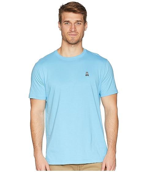 Camiseta cuello con Ethereal Psycho clásica Bunny redondo de EqrxwEZTA5
