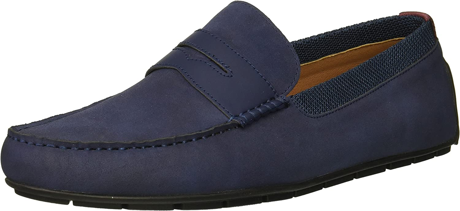 Madden Mens M-Ambros Driving Style Loafer