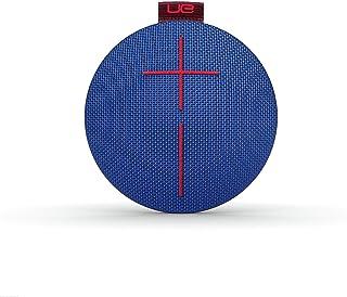 UE ROLL 2 Atmosphere Wireless and Waterproof Portable Bluetooth Speaker - Blue/Red