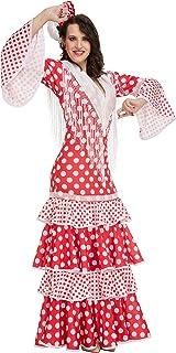 My Other Me Me-203862 Disfraz de flamenca Rocío para mujer