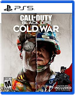 CALL OF DUTY BLACK OPS: COLD WAR PS5