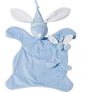 North American Bear Sleepyhead Bunny Jumbo Baby Cozy Set, Blue