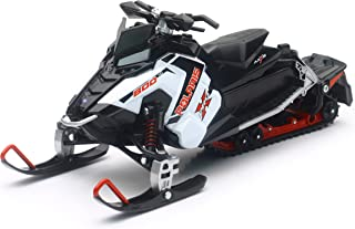 New Ray NEWRAY – 1: 16 Polaris 800 Switchback Pro-X Snowmobile, White, 57784