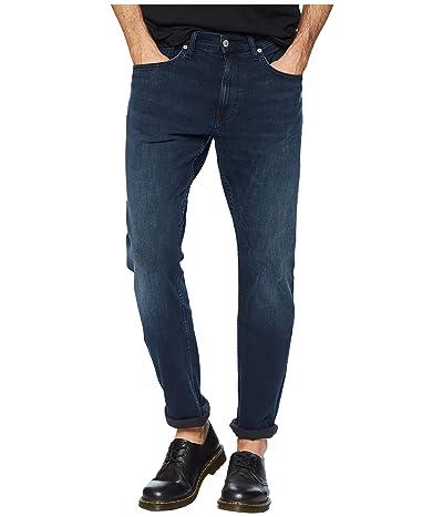 Calvin Klein Jeans Athletic Taper Fit (Boston Blue/Black) Men