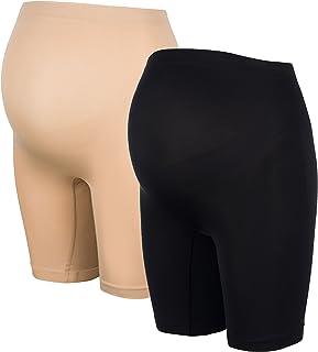 Calzoncillos de Embarazo - Bragas de Maternidad - Pantalones sin Costura - Braguita de premamá - Ropa Interior para Futura mamá - 5500