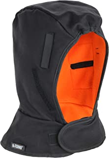 N-Ferno 6862 Hard Hat Winter Liner, Flame Resistant Outer Shell, Thermal Fleece Lining