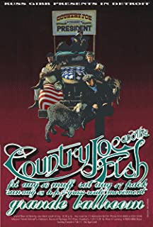 Country Joe and The Fish, Muff, Pack, Grass Route Movement, Russ Gibbs 13