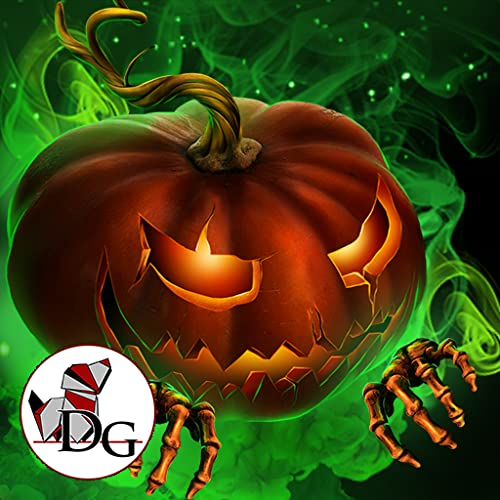 Wimmelbild - Halloween Chronicles: Die Nacht der Monster Sammleredition