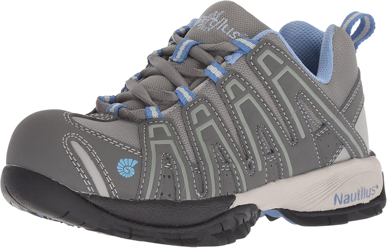 Nautilus Safety Footwear Women's 1391 Work shoes