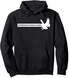 American Eagle USA Great Gift #4 Pullover Hoodie