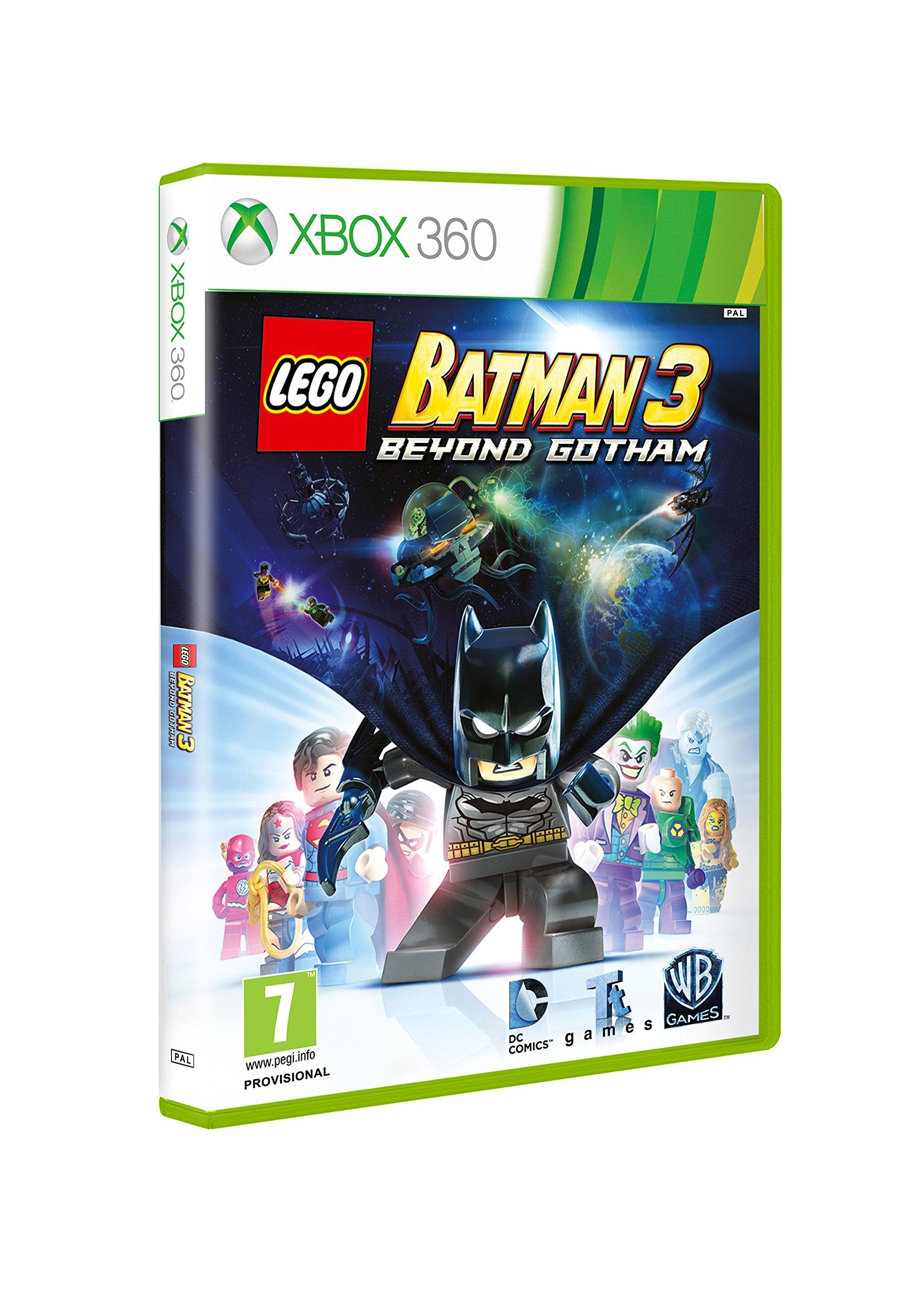 LEGO Batman 3: Beyond Gotham [Importación Inglesa]: Amazon.es: Electrónica
