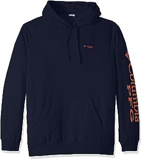 columbia pfg sleeve graphic hoodie