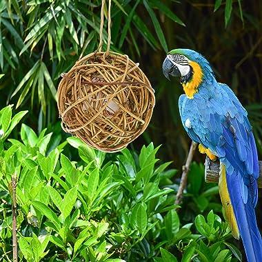 2 Pcs Nesters for Hummingbird Bird House Outdoor for Bird Lovers for Patio Garden Outside