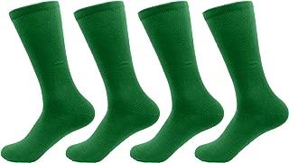 Women's Bamboo Socks - Rayon from Bamboo Fiber Moisture Wicking Antibacterial Classic Casual Dress Socks