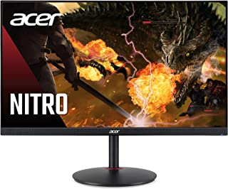 """Acer Nitro XV252Q Fbmiiprx 24.5"""" Full HD (1920 x 1080) IPS Gaming Monitor with AMD FreeSync Premium Technology   Up to 390..."""
