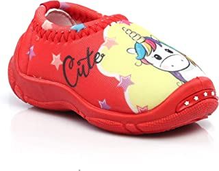 Kats Baby Girl Unicorn Shoes for 12-24 Months Baby Girl