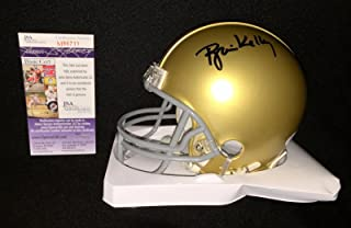 brian kelly autograph