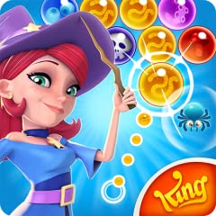 The next exciting instalment to the Bubble Witch franchise New and improved game modes Enchanting graphics that will leave you spellbound Over 60 magical levels – more added every 2 weeks! Easily sync the game between devices when connected to the In...