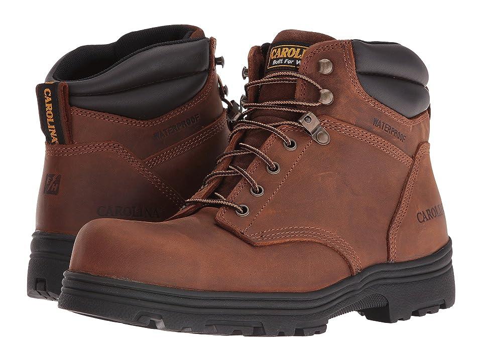 Carolina Foreman Waterproof Steel Toe CA3526 (Copper Crazy Horse) Men