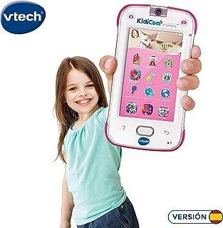 VTech Dispositivo multifunción Kidicom MAX, Color Rosa (3480-169557)