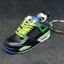 Air Jordan IV 4 Retro DB Doernbecher Superman OG Sneakers Shoes 3D Keychain 1:6 Figure