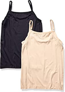 Fruit of the Loom Plus Size Women's 2pk Seamless Cami