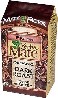 The Mate Factor Dark Roast Loose Tea, 12 oz