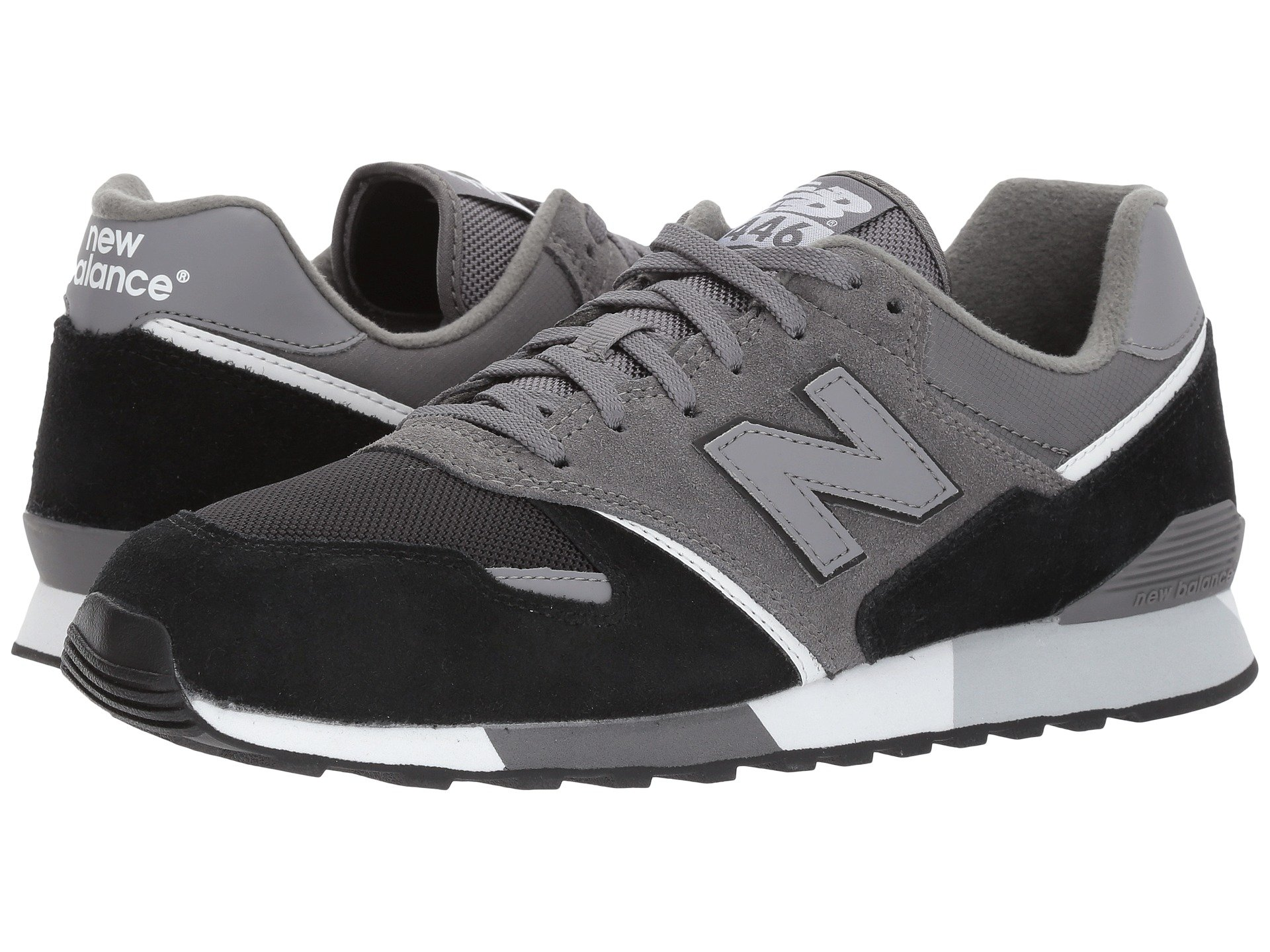 new balance black and white mens new balance 472 – Red Procesal
