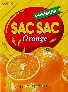 Lotte Orange Drink, 238ml (Pack of 12)
