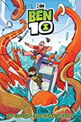 Ben 10 Original Graphic Novel: The Creature from Serenity Shore Paperback