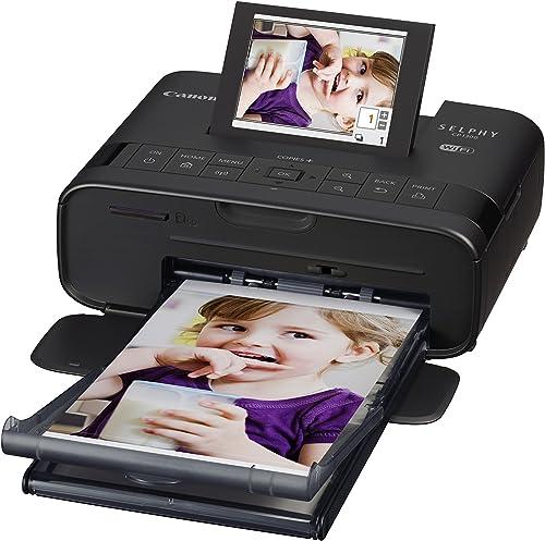 Canon Selphy CP1300 - Imprimante photo - Wifi - Noir