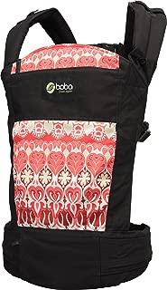 New Boba 3G Soho Print on Black Infant & Baby Child Carrier