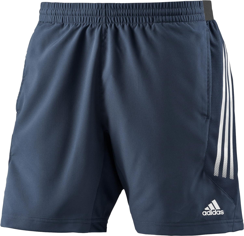 adidas Mediados nium Pantalones Cortos para Hombre [z12764] Azul 1013