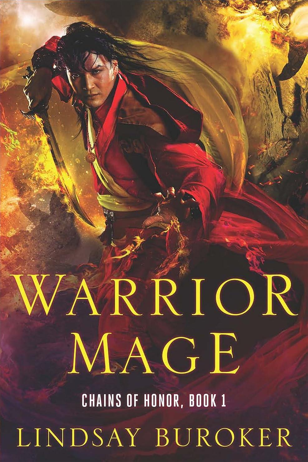暗殺者説得落胆するWarrior Mage: Chains of Honor, Book 1 (English Edition)