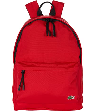 Lacoste Backpack (Navy Blue/Iberis) Backpack Bags