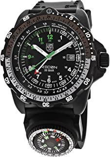 Luminox 8832-MI Men's Black Dial Black rubber