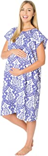 Baby Be Mine Gownies - Labor & Delivery Maternity Hospital Gown Maternity, Hospital Bag Must Have, Best