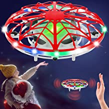 $25 » KToyoung Hand Operated Drones for Kids Adults,Hands Free Mini Drone Small Flying Ball Toy UFO Drone Indoor Outdoor Motion ...